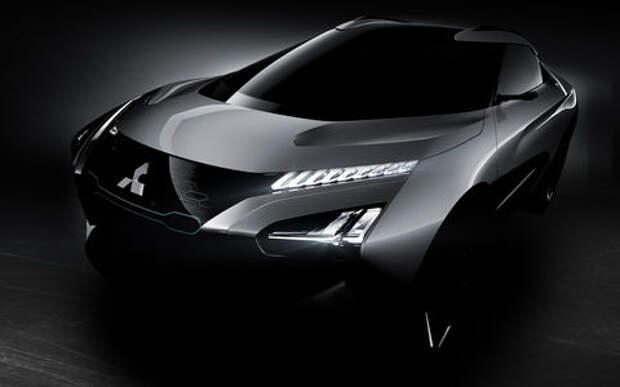 Замена Lancer Evolution: Mitsubishi показала дизайн модели 2022 года