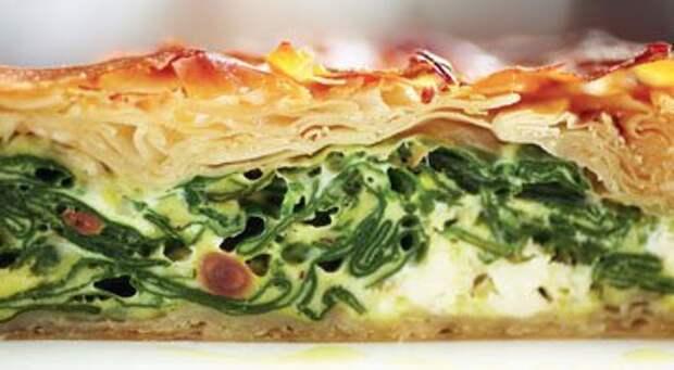 Обед за 30 минут от Джейми! Пирог с сыром, салаты и кофейное мороженое — Рецепты Джейми Оливера