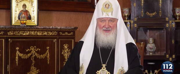 Поздравление патриарха Кирилла на украинском ТВ шокировало националистов