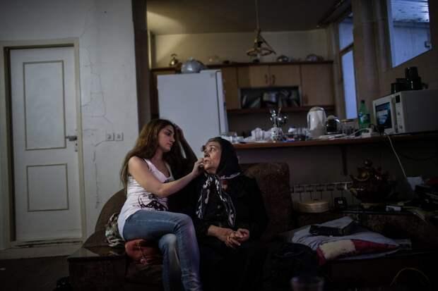 Женщины в Иране