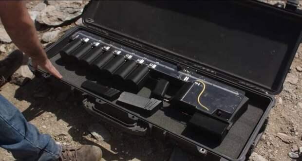 В США запустили в продажу винтовку Гаусса