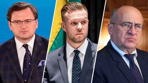 Альтернативная реальность: как Литва, Польша и Украина готовят замену русскому миру