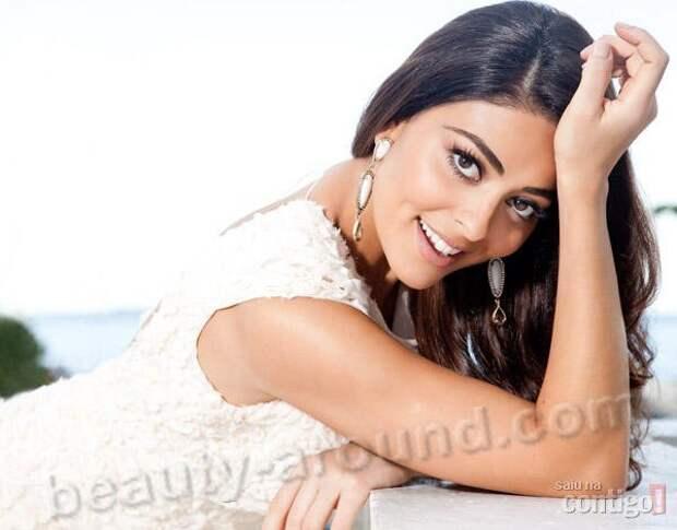 Жулиана Паес/ Juliana Paes самая красивая актриса Бразилии