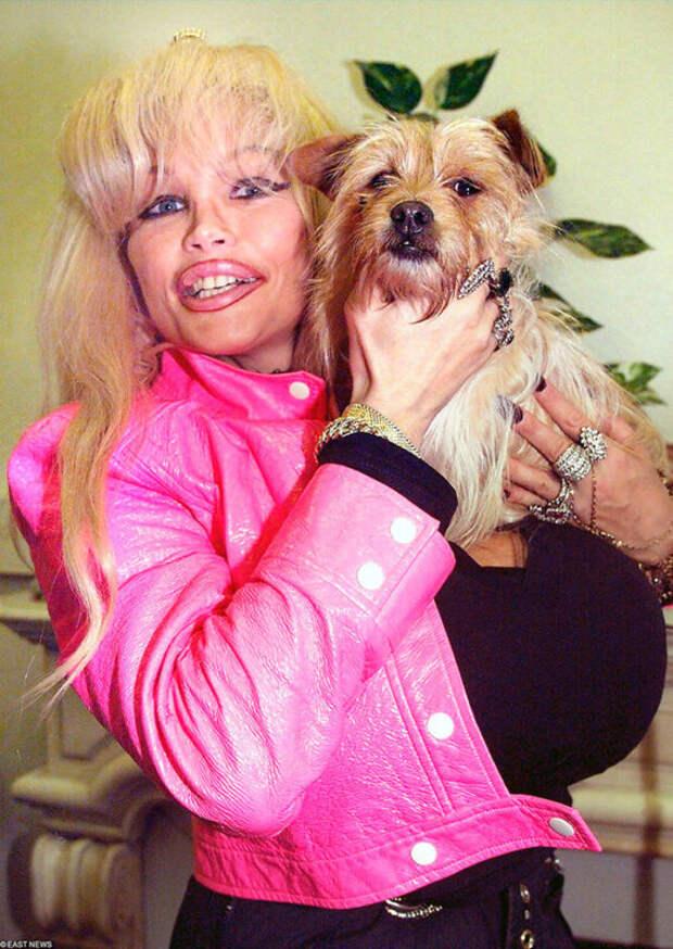 Лоло Феррари: судьба актрисы фильмов для взрослых ссамой большой грудью вмире