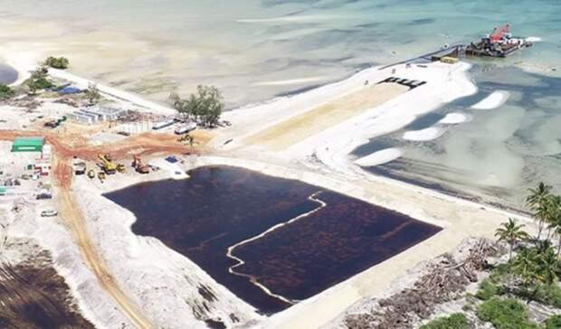Форс-мажор объявила Total напроекте вМозамбике