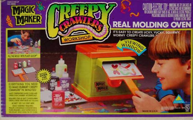 10 смертельно опасных игрушек прошлого