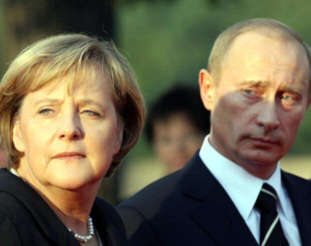 Дурной немецко-российский сон