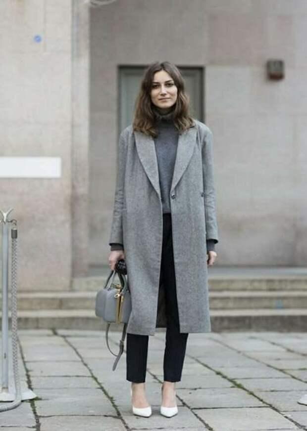 50 оттенков серого: как носить серые вещи, чтобы не выглядеть скучно?