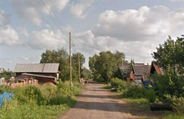 В Ижевске подтопило два частных дома