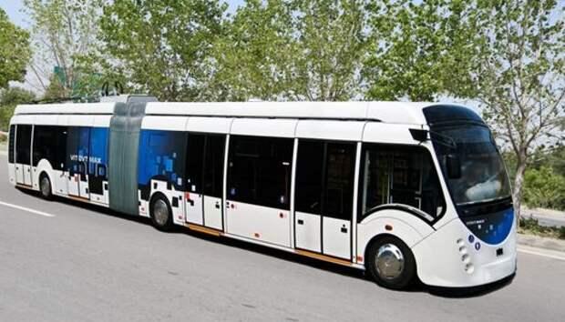 Троллейбус на дизель-генераторной установке испытают в Москве
