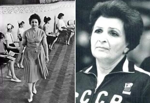 Мария Лисициан | Фото: noev-kovcheg.ru, gimnastika.pro