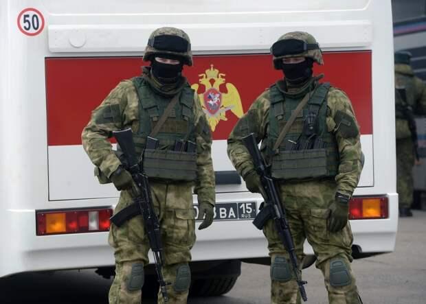 Российская Нацгвардия (Росгвардия): ее суть, задачи, структура