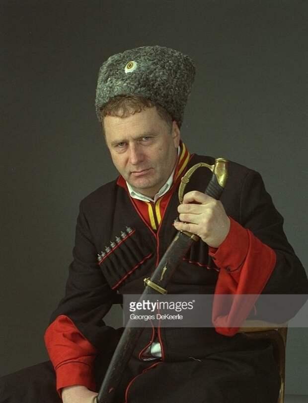 Владимир Жириновский - Поручик Голицын