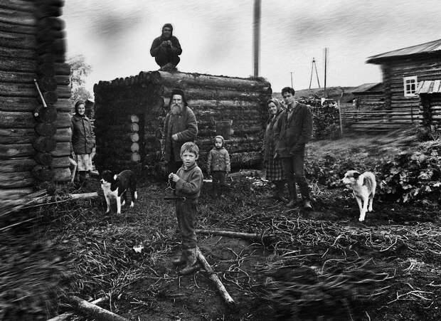 Нищий СССР на старых фотографиях.