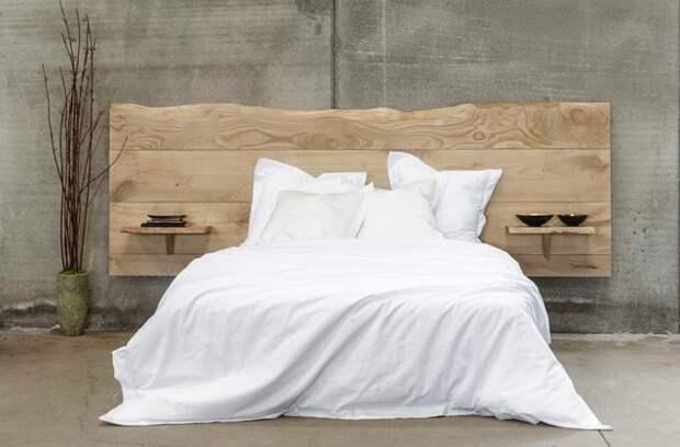 Вместо тумбочки у кровати (трафик)