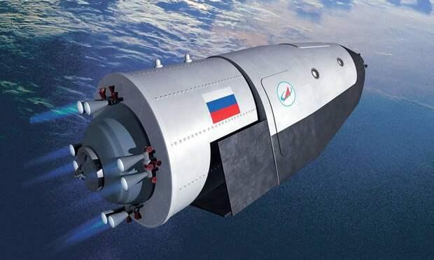 Привет Илону Маску: Россия построит свой многоразовый космический корабль