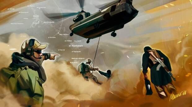 Европа выступила против народа Сирии, поддержав отряды боевиков