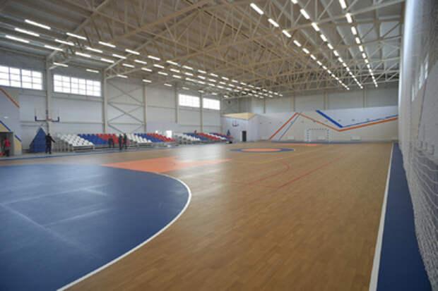 Новый ФОК за 82 миллиона рублей открыт в Кошехабльском районе