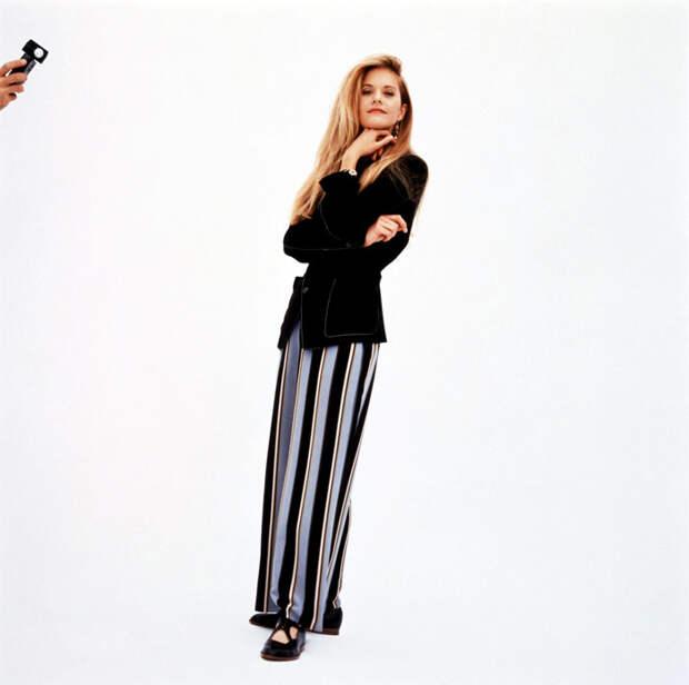 Мег Райан (Meg Ryan) в фотосессии Деборы Файнголд (Deborah Feingold) (октябрь 1991), фото 5