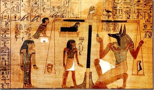 Древние египтяне клонировали людей