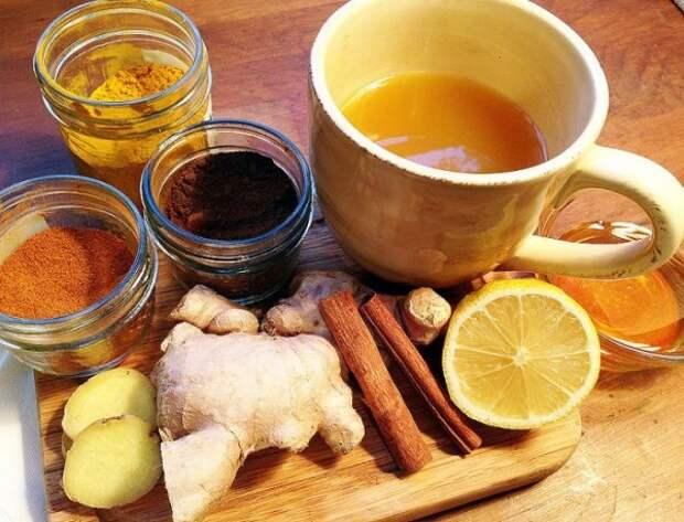 3 турбонапитка против простуды и насморка