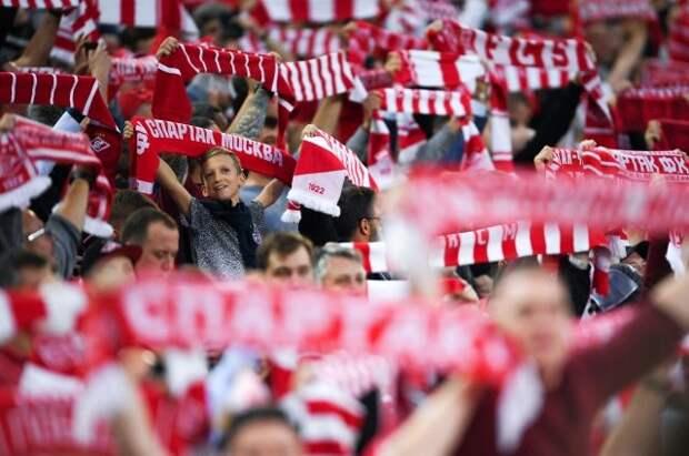 Болельщики устроили потасовку на матче «Арсенал» — «Спартак»