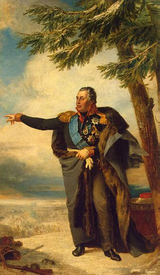 Портрет М. И. Кутузова. Д. Доу, 1829 год.jpg