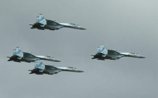 Российский Су-35 оказался лишним на мировых рынках