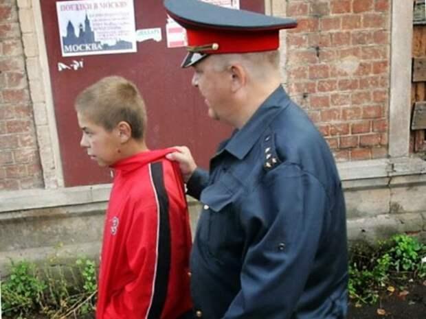 Подростковая преступность в России за 15 лет сократилась втрое... ПО СЛЕДАМ ПУБЛИКАЦИЙ РОССИЙСКОЙ ПРЕССЫ.