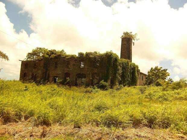 The 33 Most Beautiful Abandoned Places In The World 18 Самые красивые заброшенные места в мире