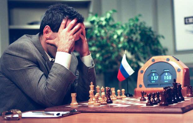 Как впервые компьютер победил чемпиона по шаxматам 20 лет назад