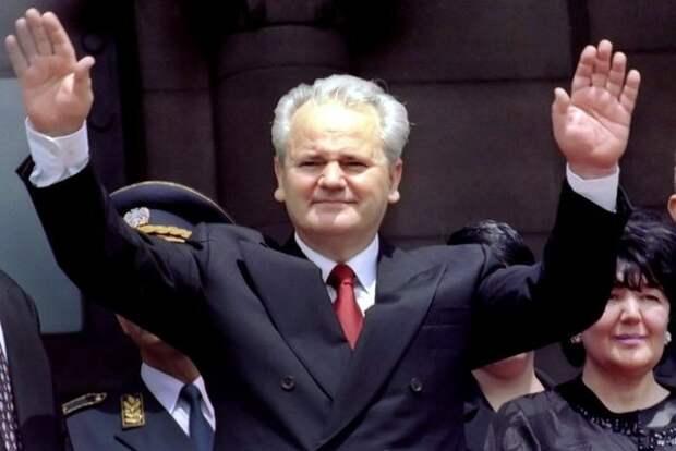 Санкции в Югославии 1992 года.