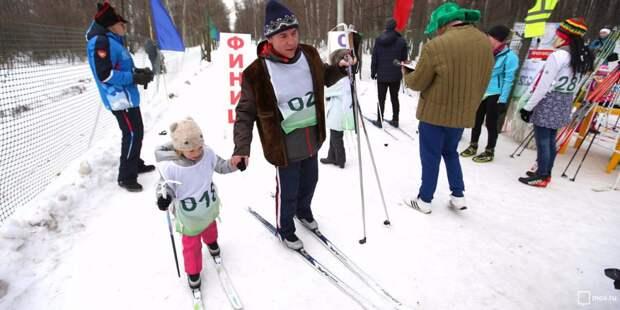 В сквере по Олонецкому проезду пройдет лыжная гонка со сдачей нормативов ГТО