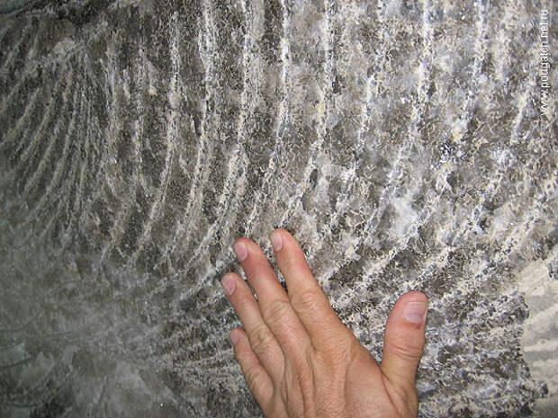 Петра (Petra), Иордания - техническая обработка камня.
