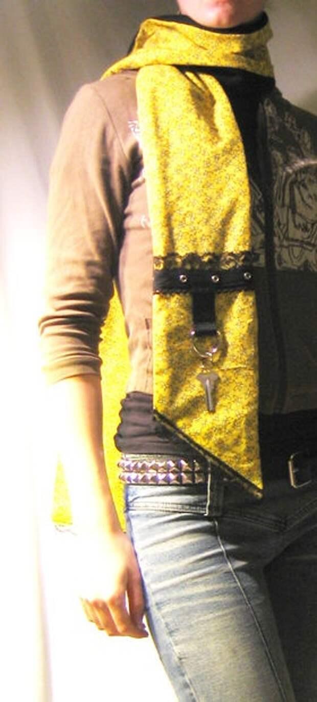 Карго шарф