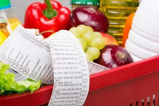 На Кубани цены на продукты выросли на 1,3 процента