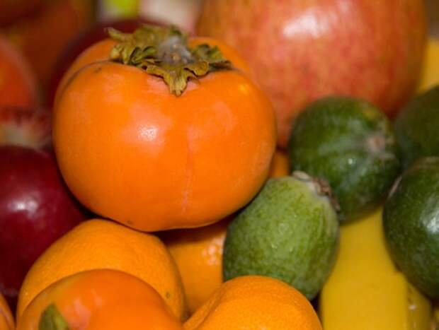 Айва, хурма и фейхоа. Полезные советы по выбору фруктов - Продукты и напитки - Кухня - Аргументы и Факты