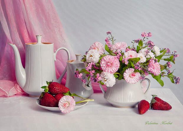 NewPix.ru - Весенние фото натюрморты Валентины Корибут