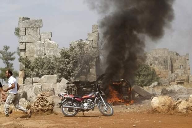 Обозреватель: После Сирии Россия может начать бомбить Украину – военный