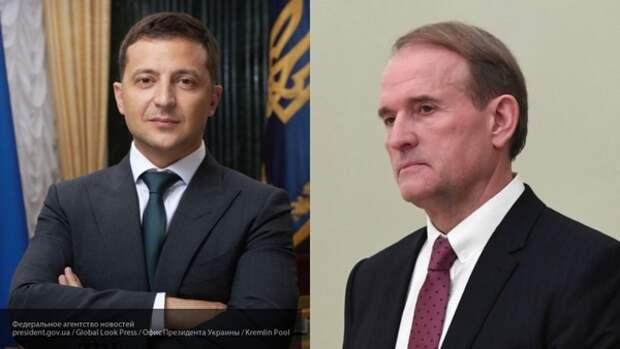"""Новая партия """"Украина – наш дом"""": """"тень"""" Ахметова против Медведчука"""