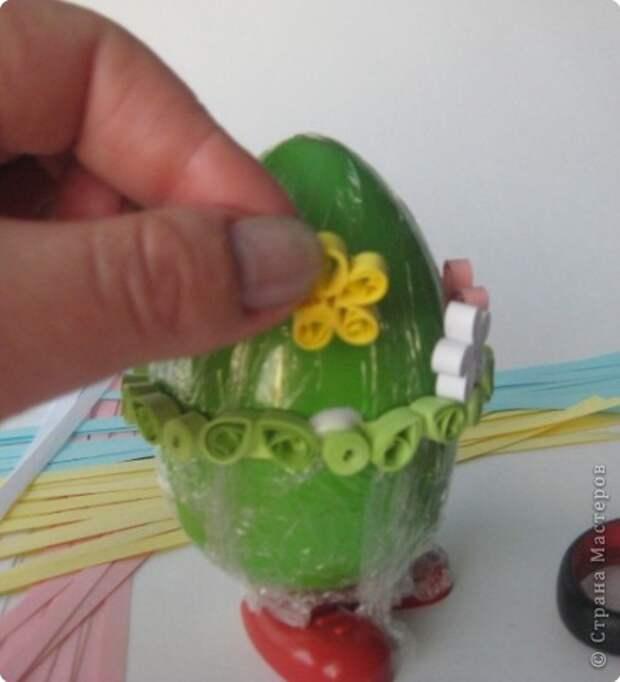 Будем делать вот такое яичко. фото 14
