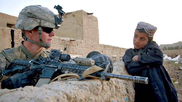 Неужели опять Афган? Без России США даже войну проиграть не могут как следует