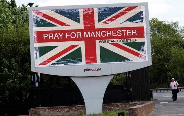 Теракт в Лондоне — кто опять виноват