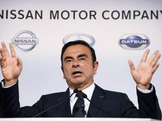 Глава Renault-Nissan: продажи новых автомобилей в России упадут на 20-30%