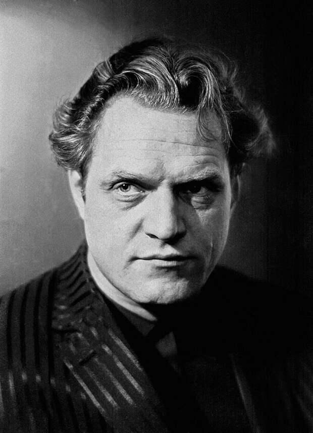 Советский и российский актер театра и кино, народный артист СССР (1985) Леонид Васильевич Марков (1927-1991).