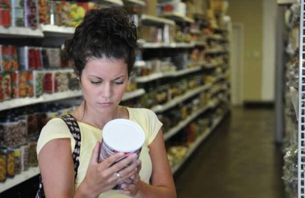 Информация о калорийности продукта на этикетке помогает худеть