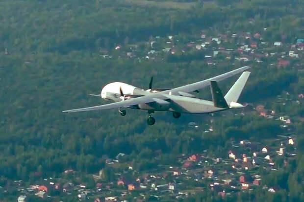 Минобороны РФ получит первую партию новых ударных дронов