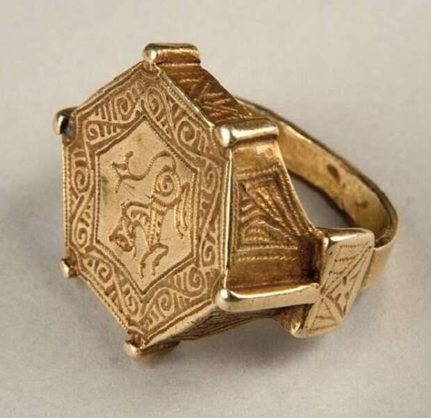 Золото Древней Руси