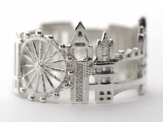 Кольца-города