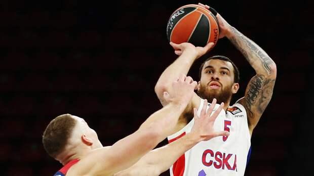 Гомельский: «Для ЦСКА было бы правильнее избавиться от Джеймса. Нужно обговаривать условия расторжения контракта»